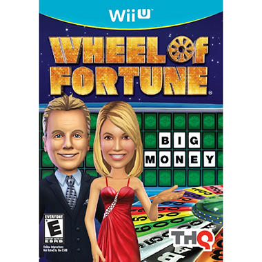 Wheel of Fortune - WiiU
