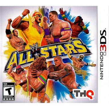WWE All Stars - 3DS