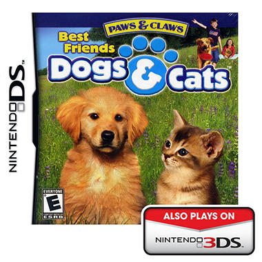 Paws & Claws: Best Friends Dogs & Cats - NDS