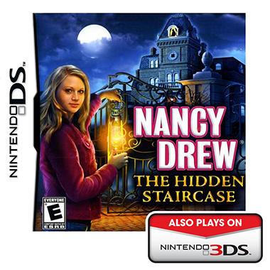 Nancy Drew: The Hidden Staircase - NDS