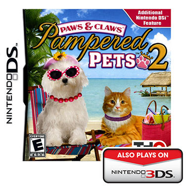 Paws & Claws Pampered Pets 2 - NDS