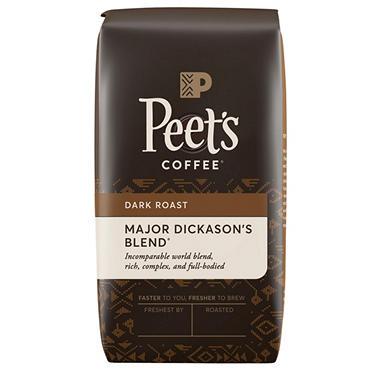 Peet's Coffee Major Dickason's Blend Deep Roast Whole Bean Coffee - 32 oz.