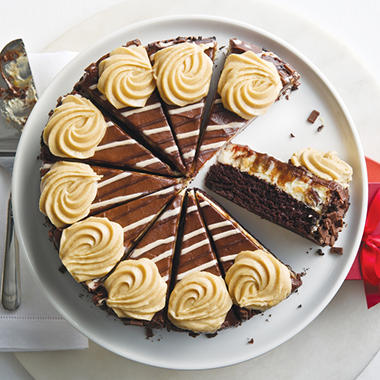 "Cheesecake Factory Reese's Peanut Butter Cheesecake, 9""  - 60 oz."