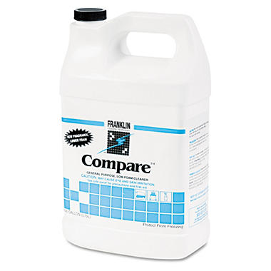 Franklin Interstate 50 Variable UHS Floor Finish - 1 gal. - 4 pk.