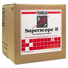 Franklin Superscope II Non-Ammonia Floor Stripper - 5 gal.