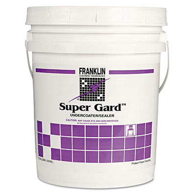 Franklin Super Gard Water Based Undercoat Sealer - 5 gal.