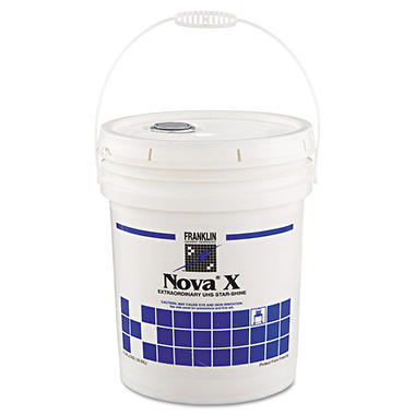 Franklin Nova X Extraordinary UHS Star-Shine Floor Wax - 5 gal.