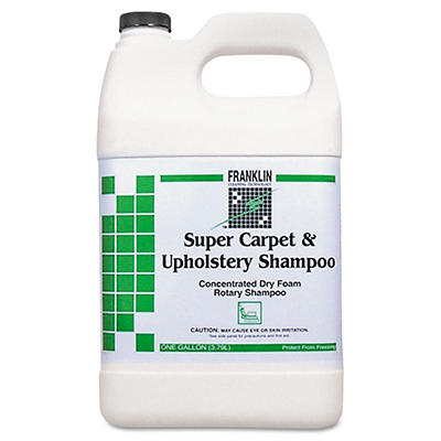 Franklin Super Carpet and Upholstery Shampoo - 1 gal.