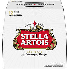 Stella Artois (11.2 fl. oz. bottle, 12 pk.)