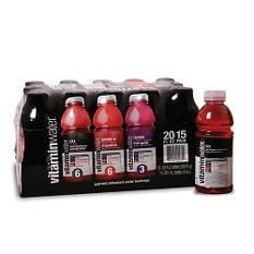 Glacéau Vitaminwater - 15/20 oz.