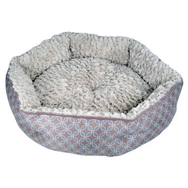 CloudNine Cuddler Pet Bed - Tan