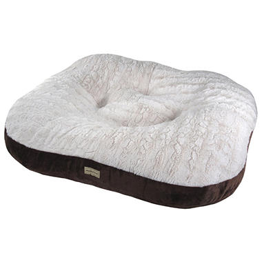 Animal Planet Memory Foam Dog Bed From Animal Planet Luxurious for Small to Medium Dogs - Best Therapeutic and Orthopedic Beds. With Removabl.