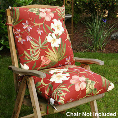 Hinged Chair Cushion