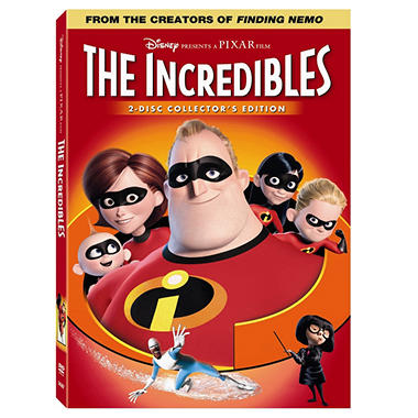 Incredibles (2-Disc) (DVD) (Widescreen, Collector's Edition)