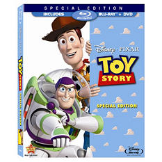 Toy Story (Blu-ray + DVD) (Widescreen)