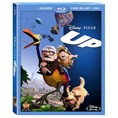 Up (2-Disc Blu-ray + DVD) (Widescreen)