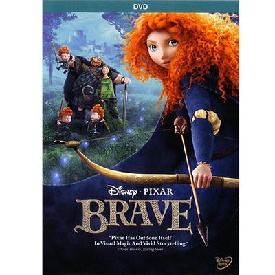 Brave (DVD)(Widescreen)