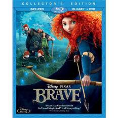 Brave (2-Disc Blu-ray + DVD) (Widescreen)