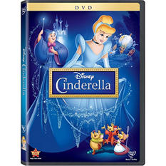 Cinderella - Diamond Edition [DVD]