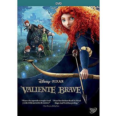Brave (Spanish Language Packaging)