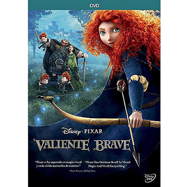 Brave (Spanish Language Packaging)
