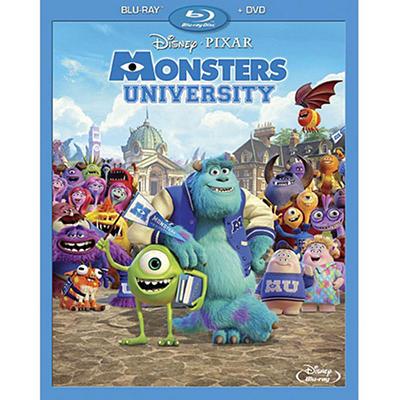 Monsters University (Blu-ray)