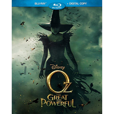 Oz: The Great And Powerful (Blu-ray + Digital Copy) (Widescreen)