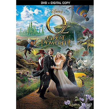 Oz: The Great And Powerful (DVD + Digital Copy) (Widescreen)