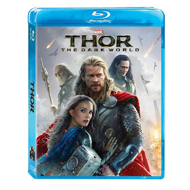Thor: The Dark World (Blu-ray) (Widescreen)