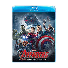 Marvel's Avengers: Age of Ultron Blu-Ray