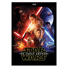 Star Wars: The Force Awakens - Various Formats