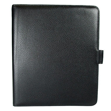 Wilsons Genuine Leather Tab Case for iPad - Black