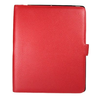 Wilsons Genuine Leather Tab Case for iPad� - Red