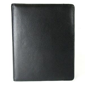 Wilsons Genuine Leather Elastic Case for iPad - Black