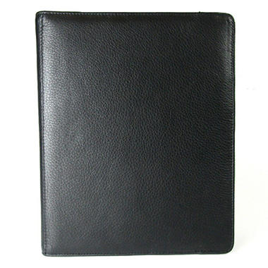 Wilsons Genuine Leather Elastic Case for iPad - Black