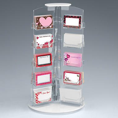 Enclosure Card Rack - 1 each