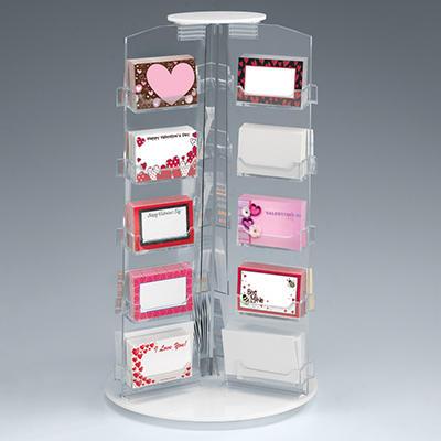 Enclosure Card Rack - 1 each
