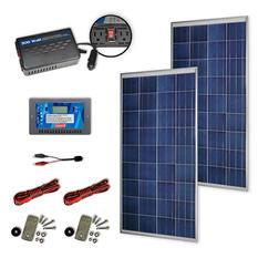 Coleman 300 Watt Solar Kit