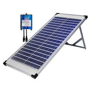 Coleman 40 Watt Crystalline Solar Panel Kit with Stand
