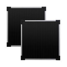 5 Watt Solar Panel Charger - 2 pk.