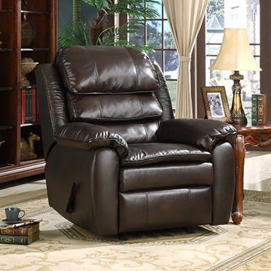 Ashford Leather Recliner