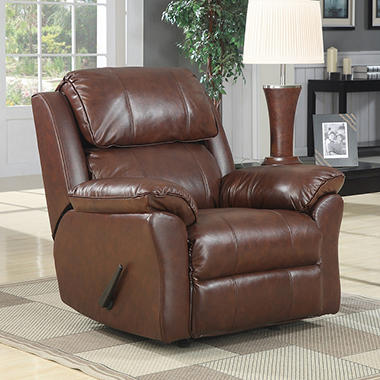 Sullivan recliner sam 39 s club for Berkline chaise recliner