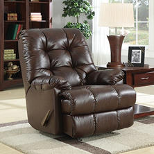 Nathaniel Leather Recliner