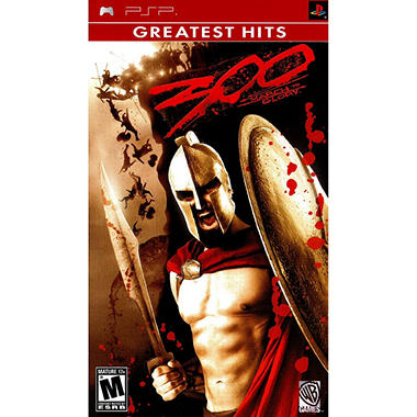 300: March to Glory - PSP