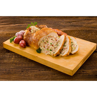 Big Easy Pork Sausage & Potato Boneless Stuffed Chicken - 2 Pk.