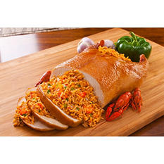 Case Sale: Big Easy Boneless Stuffed Chicken, Crawfish (3 lb. ea., 4 ct.)