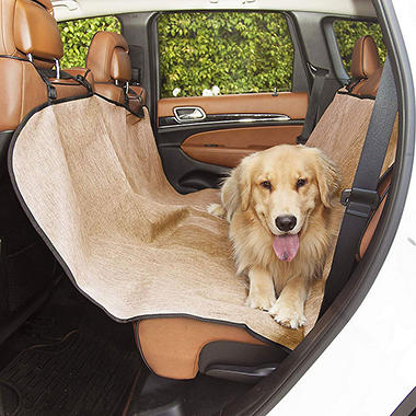 Majestic Universal Waterproof Backseat Cover