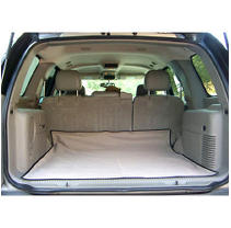 Majestic Universal Waterproof SUV Cargo Cover, Tan
