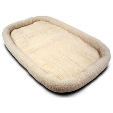 Majestic Dog Bed Crate Mat - Sherpa