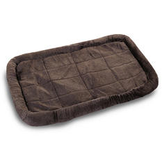 Majestic Pet Crate Bed Mat, Charcoal (Assorted Sizes)